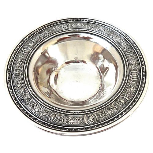 English Wedgwood Sterling Bowl