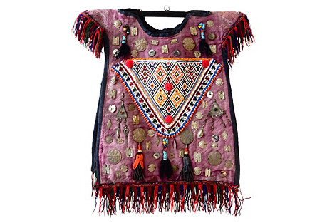 Turkoman Child's Ceremonial Garment