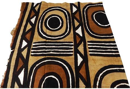 Mud-Cloth Textile