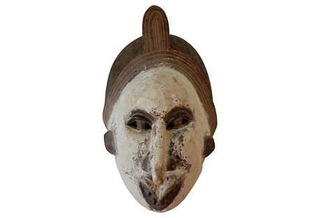 Nigerian Igbo Mask