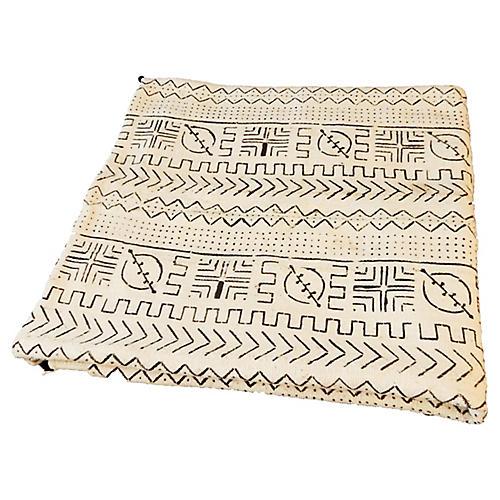 Black & White Mali Textile