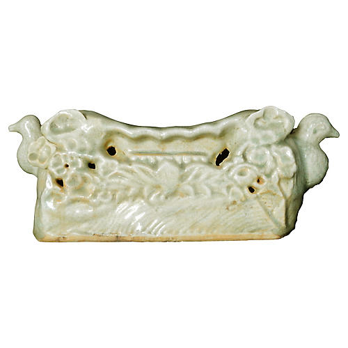 Celadon Headrest