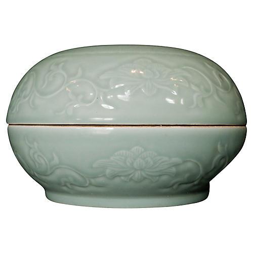 Celadon Box