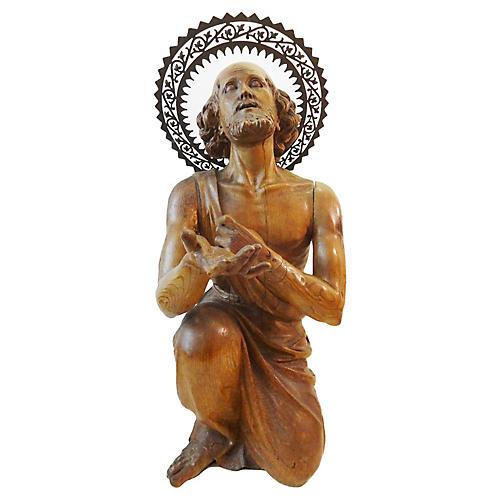 18th-C. European Figurine