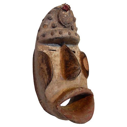 Dan Bugle Tribe Mask