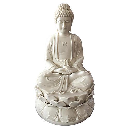 Blanc de Chine Medicine Buddha