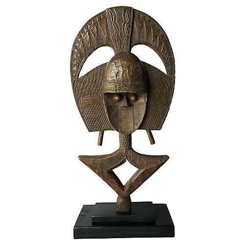 Bakota Reliquary Sculpture