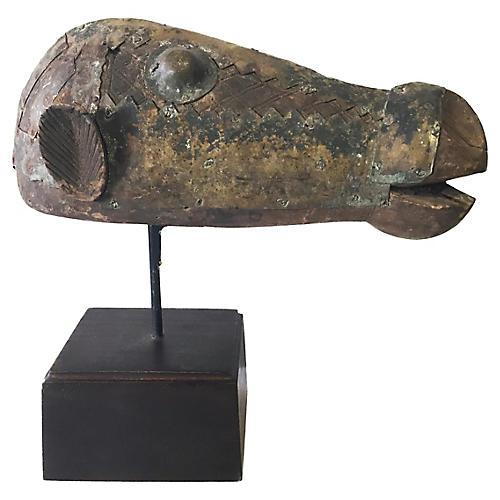 Bamana Antelope Head