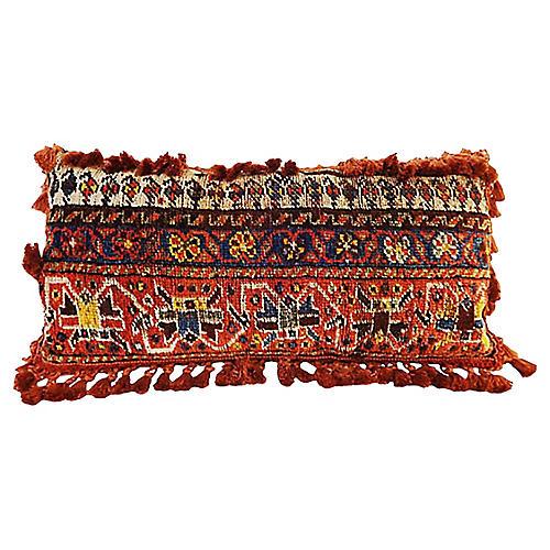 Tribal Qashqa'i Lumbar Pillow