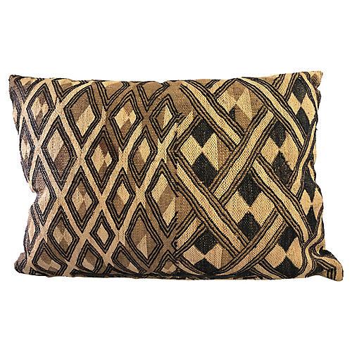 Kuba Kasai Lumbar Pillow