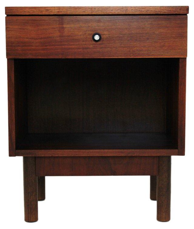 Stanley Furniture Midcentury Nightstand