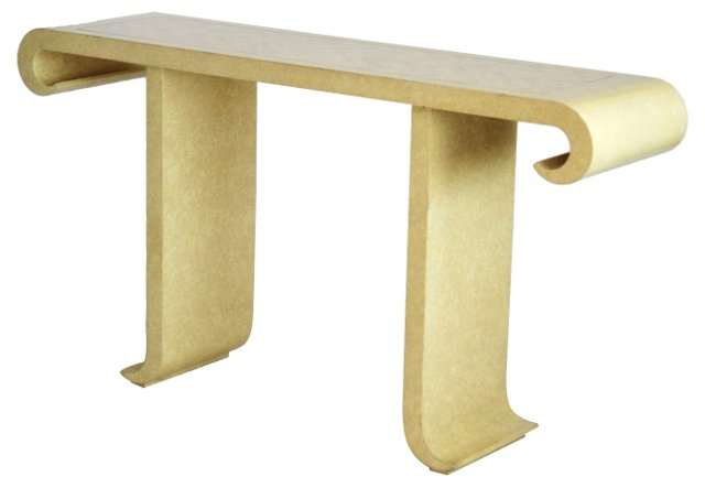 Baker Far East  Collection Console