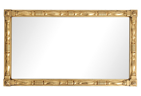 Classical Giltwood Mirror