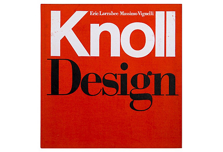 Knoll Design, Hardcover 1981