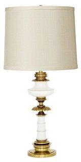 Arteriors Tangier Table Lamp White