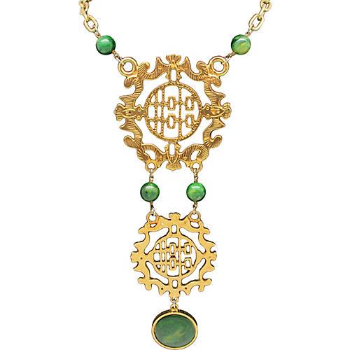 Cadoro Asian-Design Necklace
