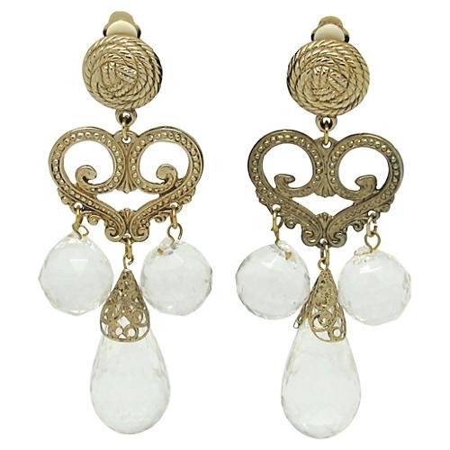Chandelier-Style Earrings