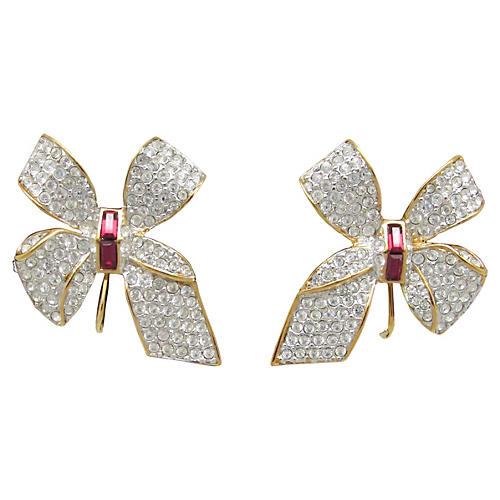 Atwood UK Bow Earrings