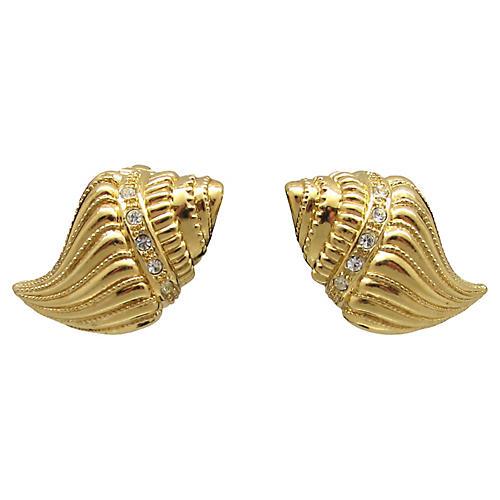 KJL Seashell Earings