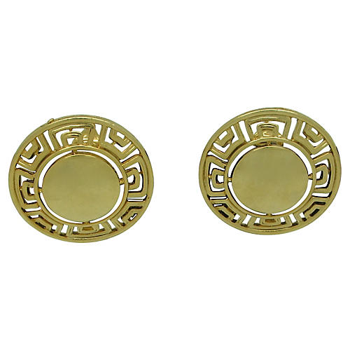 Grecian-Style Earrings