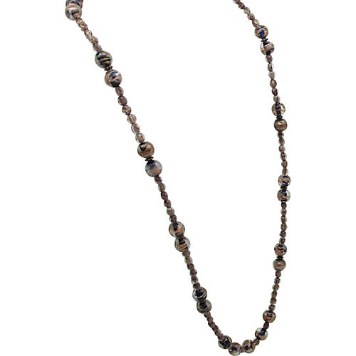 Simons Bright bar and matte pearl necklace ntB3UrN