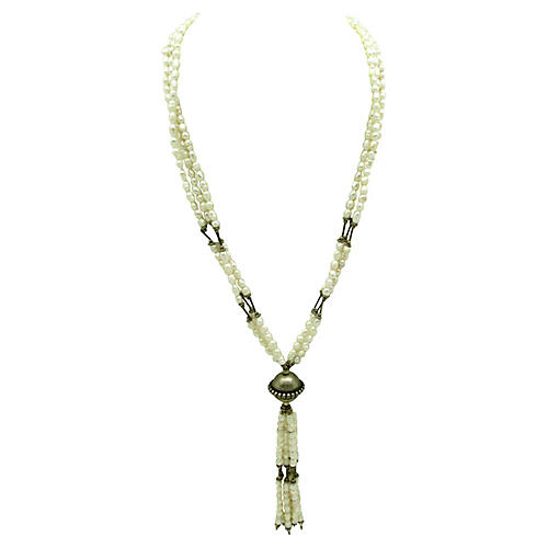 Freshwater Pearl Sautoir Necklace