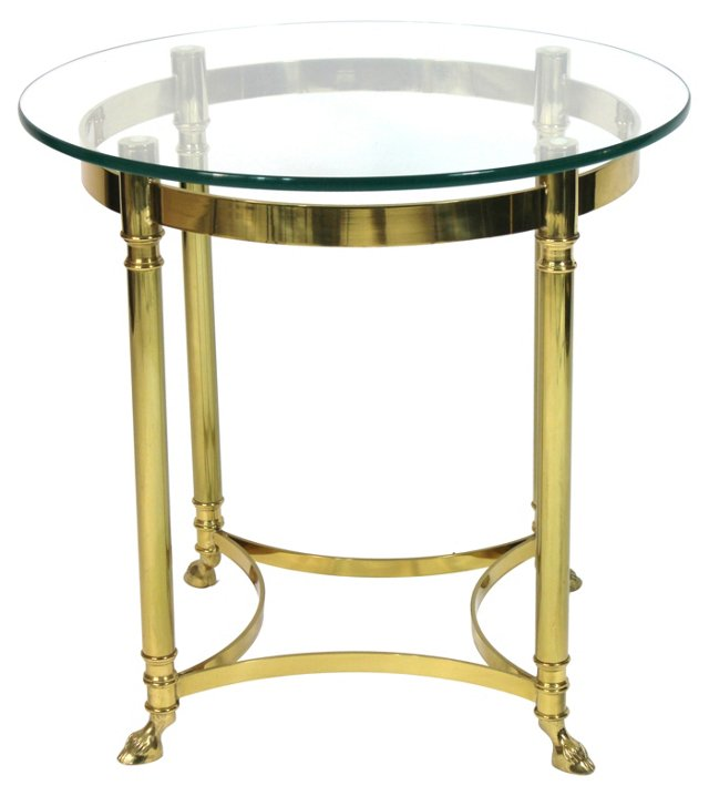 LaBarge Round Occasional Table