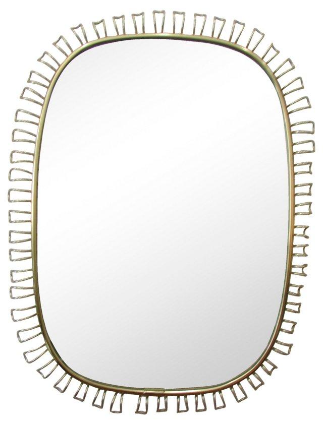 Josef Frank Midcentury Mirror