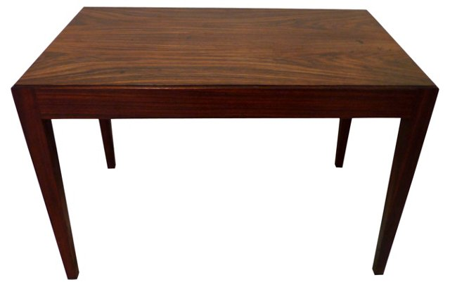 Rosewood Cocktail Table