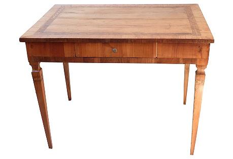 Italian Neoclassical-Style Desk