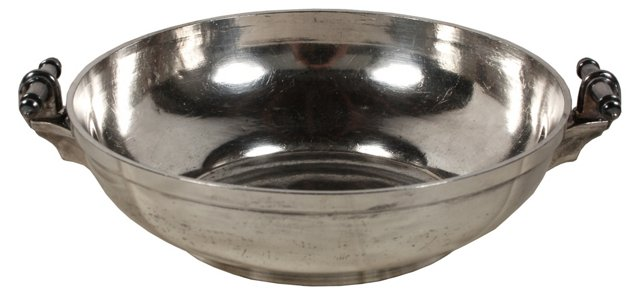 Silver Centerpiece Bowl
