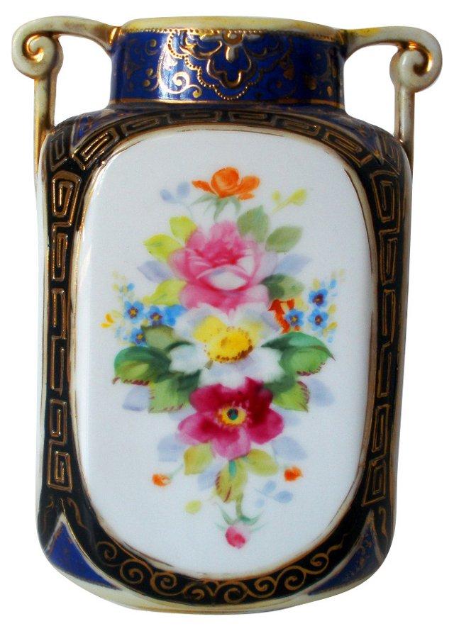 Noritake Hand-Painted Vase