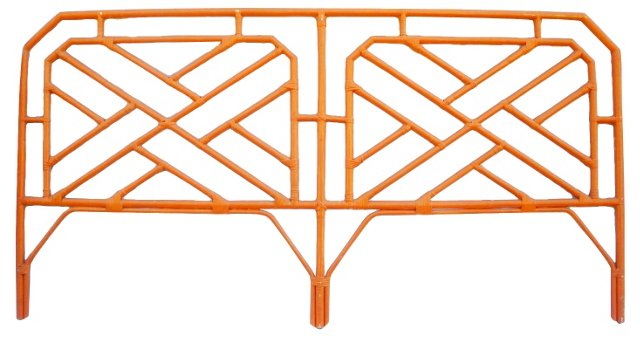 Fretwork Headboard, King