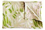 Bamboo-Motif Jacquard Tablecloth