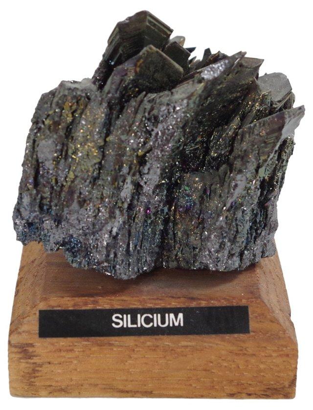 Silicium Crystals