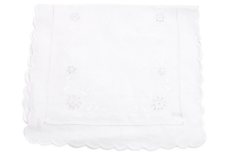 Linen Tray Cloth