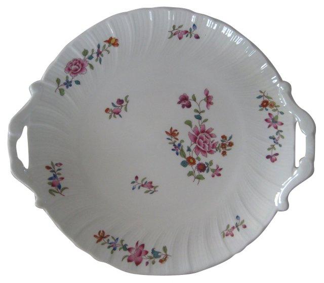 Bernardaud Limoges Two-Handled  Platter