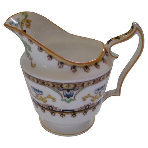 Antique English Royal Doulton Creamer