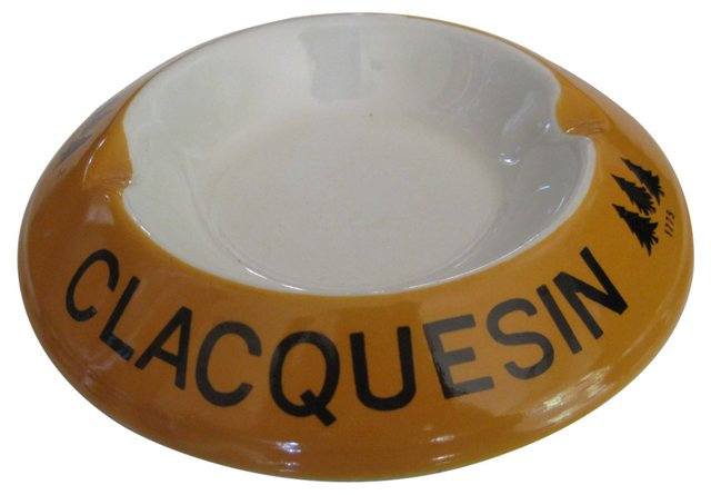 Clacquesin Ashtray