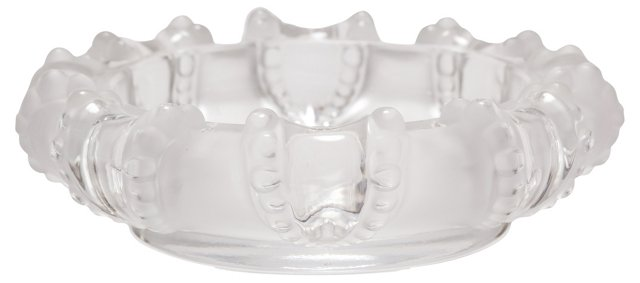 Lalique   Cannes   Cigar   Ashtray