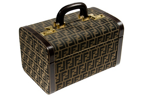 Travel in Style with One Kings Lane Fendi Train Bag