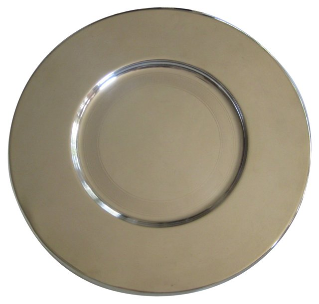 Christofle   Silver Platter