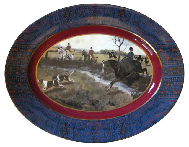 Wedgwood English Hunt Platter