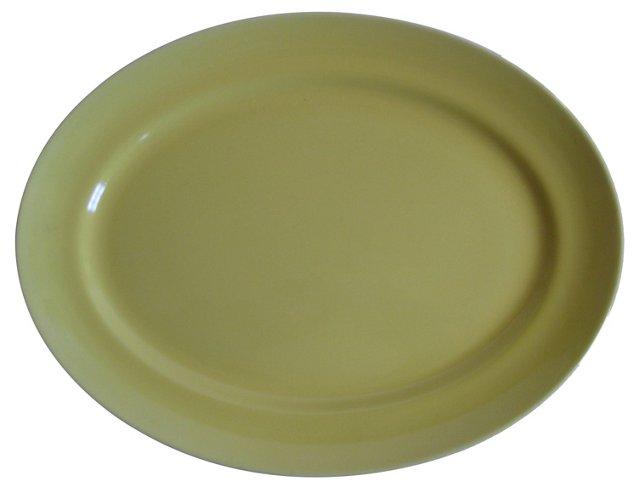 1940s  Gladding McBean  Platter