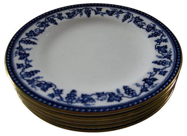 Wedgwood English Porcelain   Plates, S/5