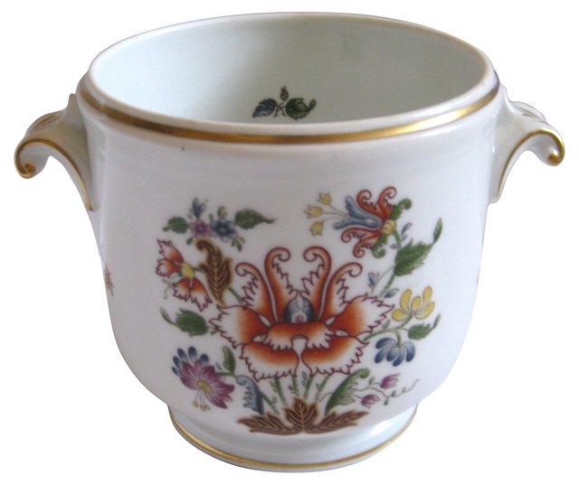 Ginori Italian Porcelain  Cachepot
