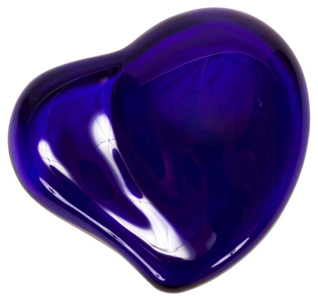 Tiffany & Co.   Elsa Peretti Blue Heart