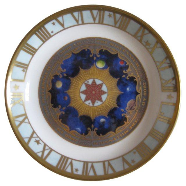 Royal Worcester Millennium Dish