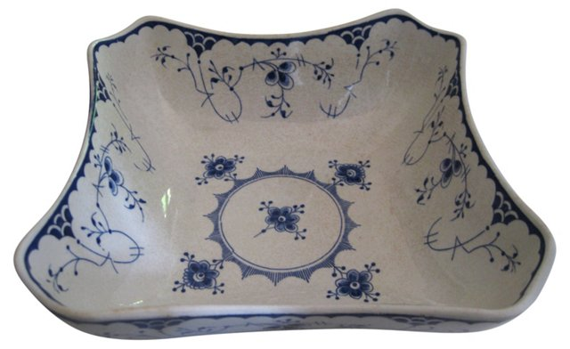 Antique Villeroy & Boch Bowl