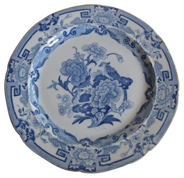 c.1815   Mason's English Ironstone Plate